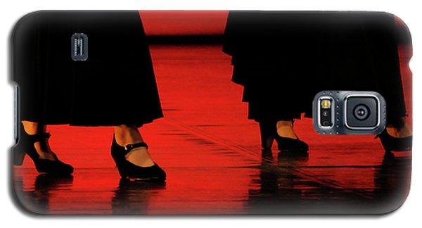 Galaxy S5 Case featuring the photograph Flamenco 2 by Pedro Cardona