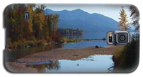 Glacier Park 11 Galaxy S5 Case
