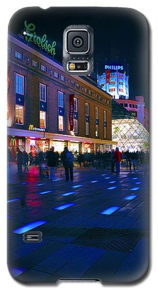 Glow Eindhoven 2011 2 Galaxy S5 Case