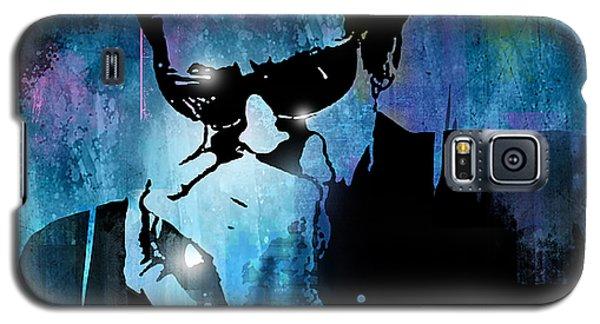 Harmonica Blues Galaxy S5 Case