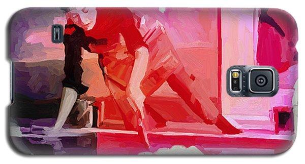 Homage To Helen Frankenthaler 1928 2011 Galaxy S5 Case