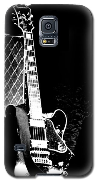Its All Rock N Roll Galaxy S5 Case by Traci Cottingham