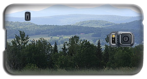 Jay Peak From Irasburg Galaxy S5 Case by Donna Walsh