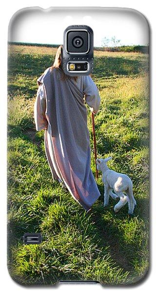 Leadeth Me Galaxy S5 Case by Vienne Rea