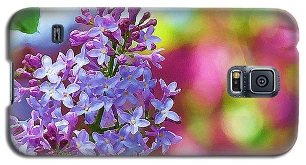 Lilacs 2012 Galaxy S5 Case