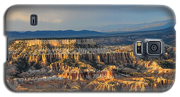 Magical Light At Bryce Canyon  Galaxy S5 Case