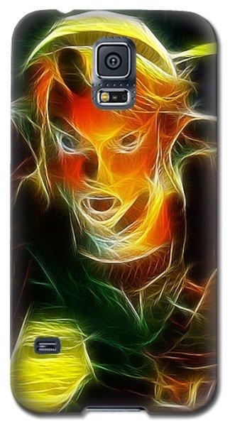 Magical Zelda Link Galaxy S5 Case