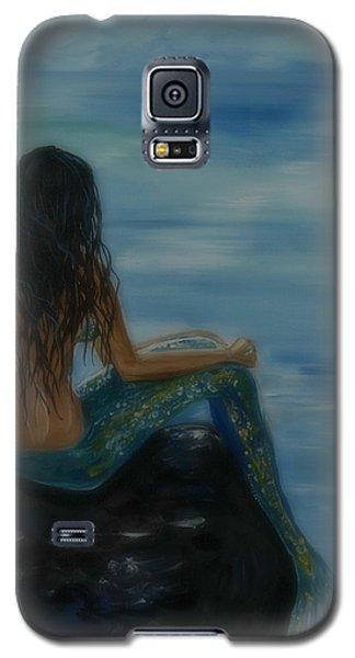 Mermaid Mist Galaxy S5 Case by Leslie Allen