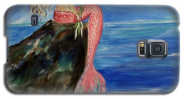 Mermaid Wishes Galaxy S5 Case