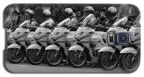 Motorcycle Brigade Galaxy S5 Case by Robert Knight