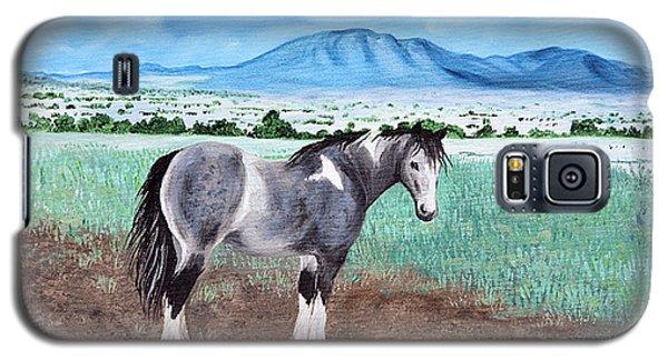 Mountain Pony Galaxy S5 Case