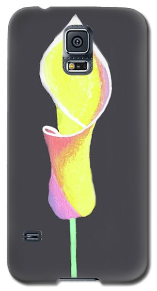 Oh Lily Galaxy S5 Case by Cyrionna The Cyerial Artist