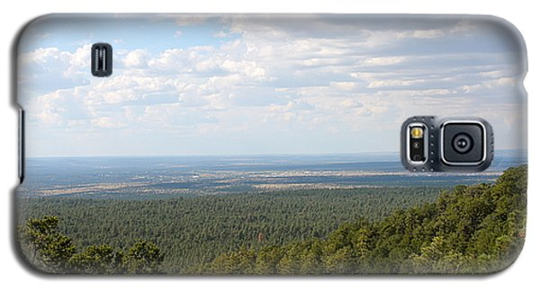 Overlooking Pinetop Galaxy S5 Case