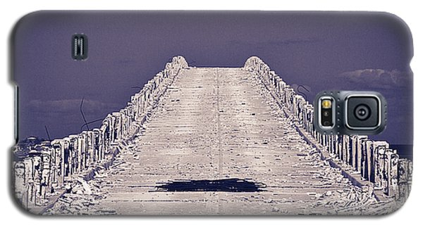 Overseas Railroad II Galaxy S5 Case