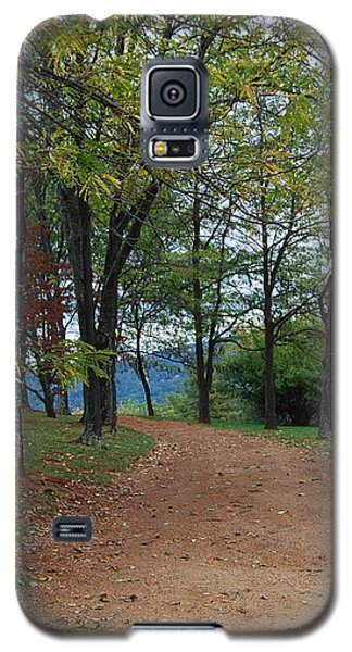 Galaxy S5 Case featuring the photograph Pathway by Eric Liller