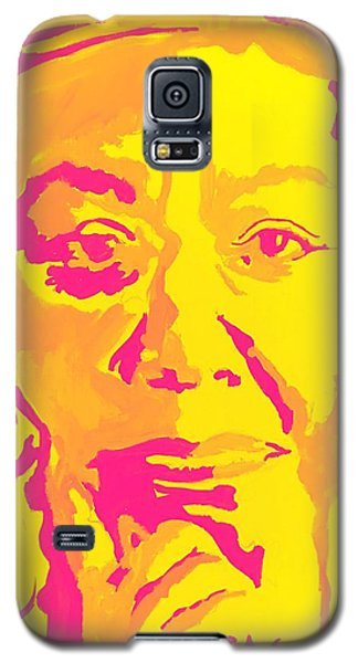 Poetically Speaking  Galaxy S5 Case by Miriam Moran