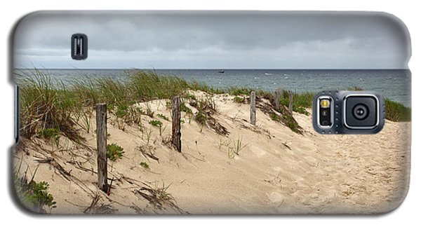 Race Point Beach Provincetown Massachusetts Galaxy S5 Case by Michelle Wiarda