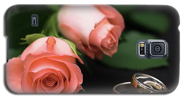 Roses And Rings Galaxy S5 Case
