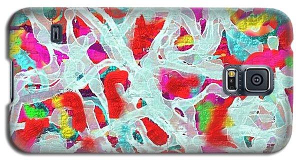 Galaxy S5 Case featuring the digital art Sexy by Vannetta Ferguson