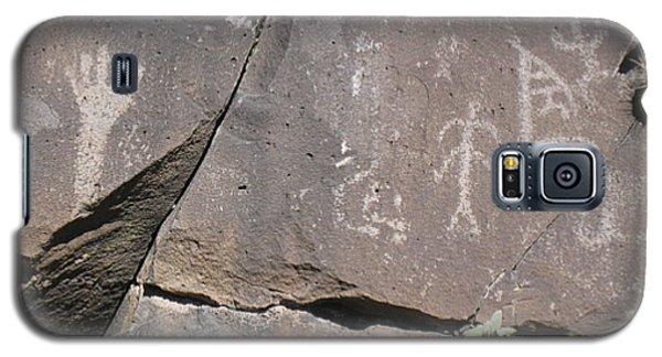 South Fork Petroglyphs Galaxy S5 Case
