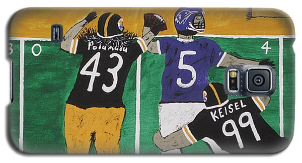 Steelers Country Galaxy S5 Case by Jeffrey Koss