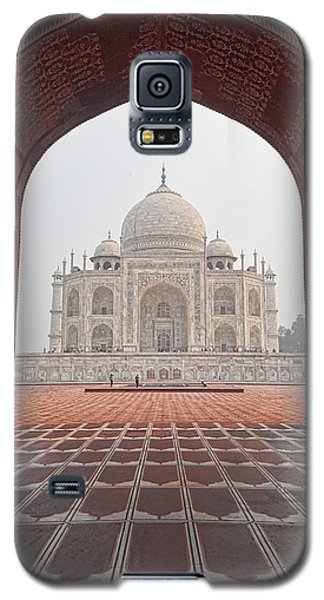 Taj Mahal - Color Galaxy S5 Case