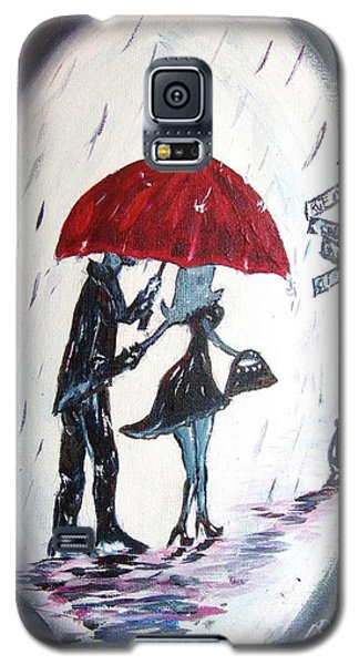 The Gentleman Galaxy S5 Case by Roxy Rich