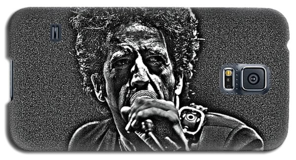 Willie Nile Galaxy S5 Case by Jeff Ross