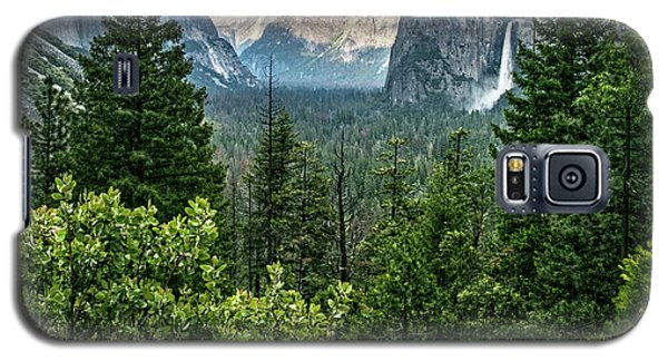 Last Light For Tunnel View Galaxy S5 Case