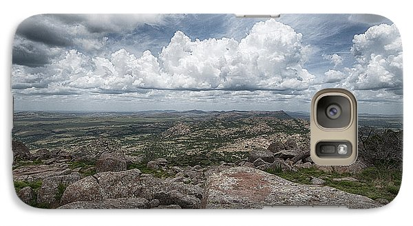 Galaxy Case featuring the photograph Mt. Scott by Yvonne Emerson AKA RavenSoul