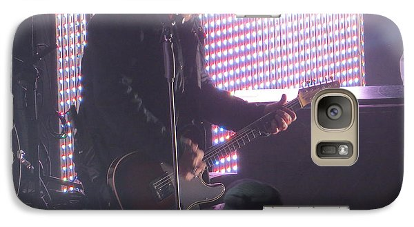 Galaxy Case featuring the photograph The Leadsinger Of Newsong by Aaron Martens