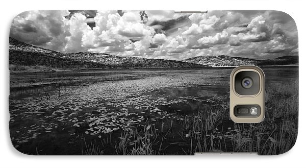 Galaxy Case featuring the photograph Tranquil by Yvonne Emerson AKA RavenSoul