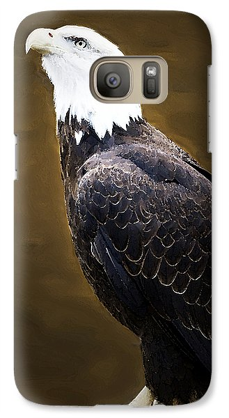 Galaxy Case featuring the photograph American Pride  by Ken Frischkorn