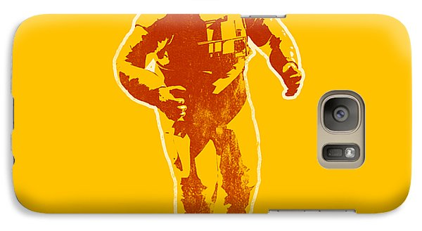 Astronaut Graphic Galaxy Case by Pixel Chimp