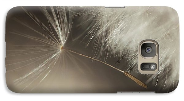 Galaxy Case featuring the photograph Early Departure by Amy Tyler
