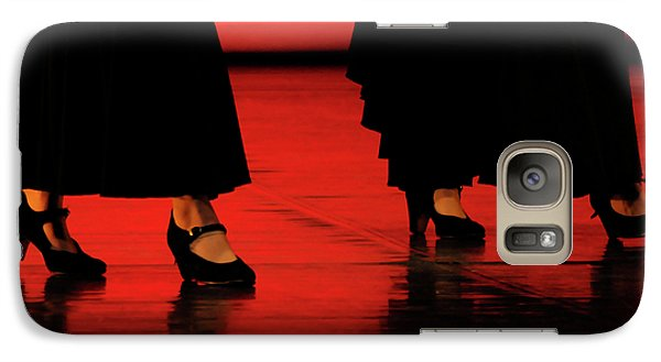Galaxy Case featuring the photograph Flamenco 2 by Pedro Cardona