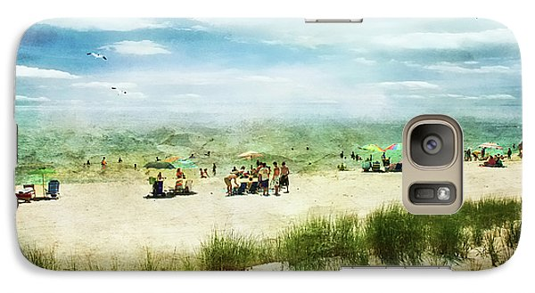Galaxy Case featuring the photograph Hazy Days Of Summer by John Rivera
