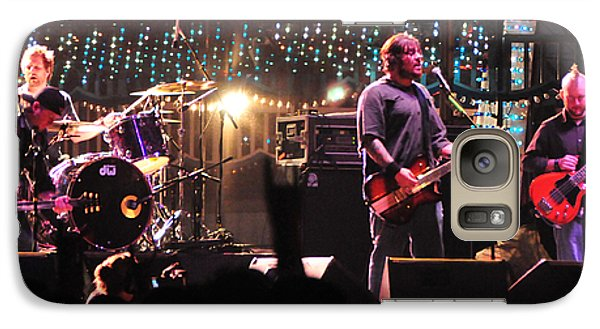 Galaxy Case featuring the photograph Seether by Mike Martin