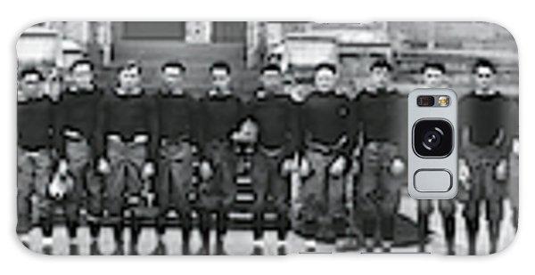 Georgetown Football Squad Washington Dc Galaxy Case
