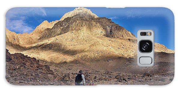 Mount Sinai Galaxy Case