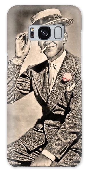 Young Mr.astaire Galaxy Case by Tyler Robbins