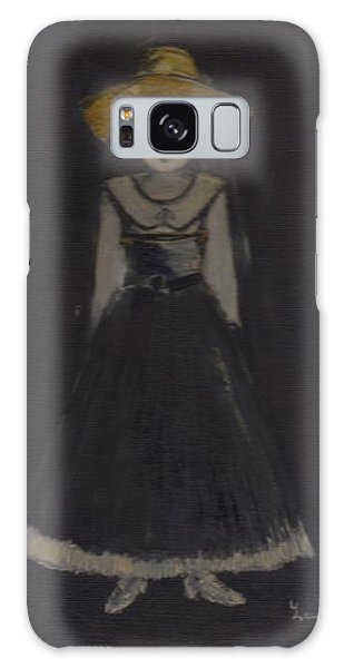 Just A Beautiful Country Girl... Galaxy Case by Laurie L