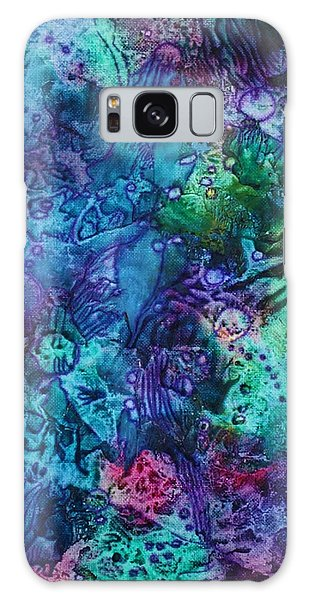 Bikini Bottom Galaxy Case by Pat Purdy