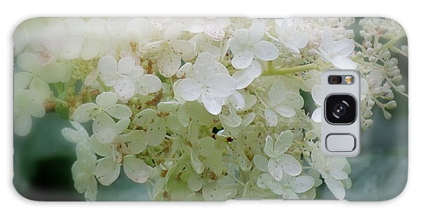 Hydrangea Galaxy Case by France Laliberte