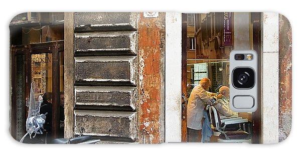 Barbiere Galaxy Case by Stefan Nielsen