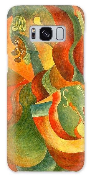 Broken Fiddle Study Galaxy Case