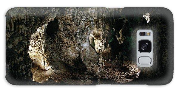 Carlsbad Tunnels Galaxy Case by Alycia Christine