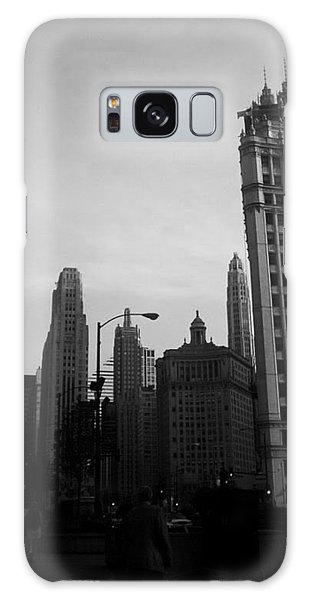 Chicago 4 Galaxy Case
