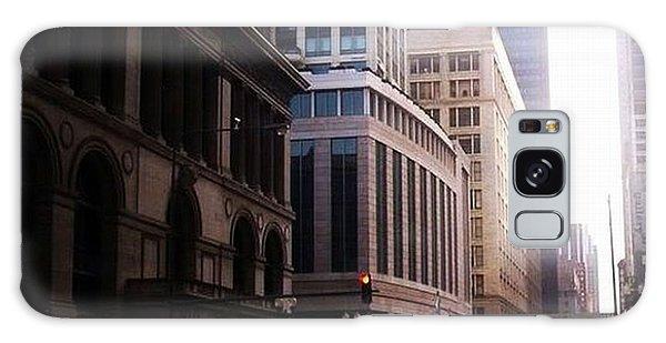 Chicago 6 Galaxy Case