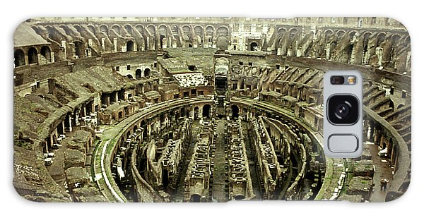 Colosseum Galaxy Case by Emanuel Tanjala